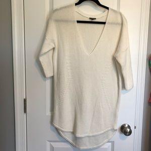 Express Tunic Sweater S